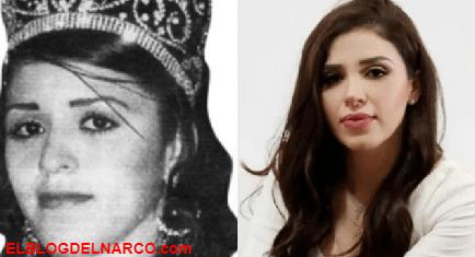 """FOTOS, ¡Parece otra! Así se veía la atractiva Emma Coronel antes de casarse con """"El Chapo Guzmán"""