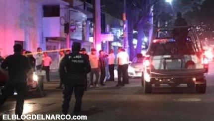 Fue ejecutado el jefe de la Policía Vial de Acapulco, Guerrero