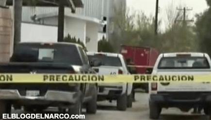 Grupo Armado llega a fiesta en Nuevo León, roba a los asistentes y al irse los rafaguea, hay 7 heridos