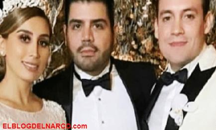 La sonada boda de Alejandrina Guzmán, la hija de El Chapo, que paralizó Culiacán