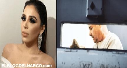 """La vida de la sensual Emma Coronel después de """"El Chapo"""" Guzmán, vive en México y está soltera..."""