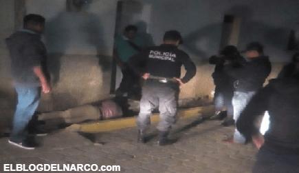 Pobladores capturan y golpean a elemento de la Guardia Nacional en Teotitlán, Oaxaca