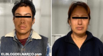 Recompensa de 2 millones y difusión masiva hizo que vecinos entregaran a la pareja feminicida de Fátima