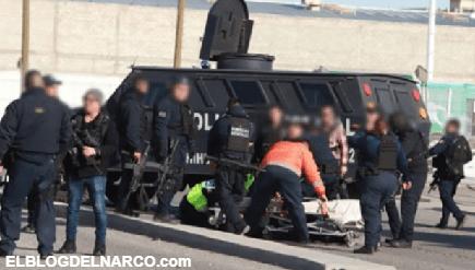 Se reportan 2 nuevos ataques contra policías en Ciudad Juárez, Chihuahua