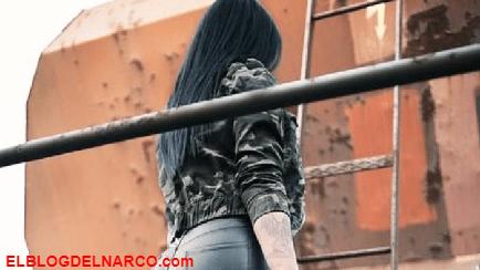 Una Joven narcomenudista se vuelve popular en redes por su belleza