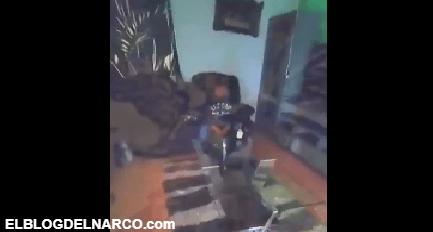 Vídeo de El Marro amenazando a Grupo Elite del Cártel de Jalisco Nueva Generación