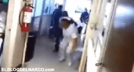 Confirman balacera en hospital de Culiacán, sicarrios buscaban rematar a hombre herido