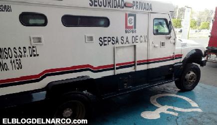 Convoy de casi 10 trocas embosca y roba camiones blindados cargados con oro y plata en Caborca, Sonora, custodios fueron golpeados