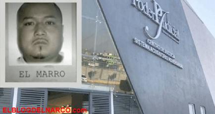 Dan prisión preventiva a padre de 'El Marro', le abren proceso...
