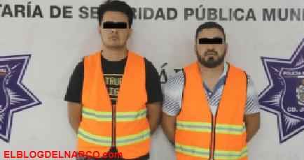 Detienen a 2 del Cártel de Sinaloa, llevaban 134 libras de marihuana a Estados Unidos