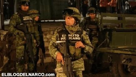 Durazo confirma la detención del papá de El Marro en Celaya, Guanajuato