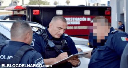 Ejecutan a ex subdirector operativo de la Policía de Ensenada