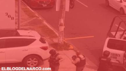 Ejecutan a tiros a dos personas en Boca del Rio, Veracruz