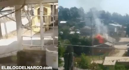 El CJNG y cárteles unidos matan a 18 personas durante enfrentamiento (VÍDEO)