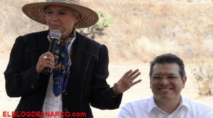 'El Marro' está cercado y debilitado dice la Secretaria de Gobernación, Olga Sánchez Cordero