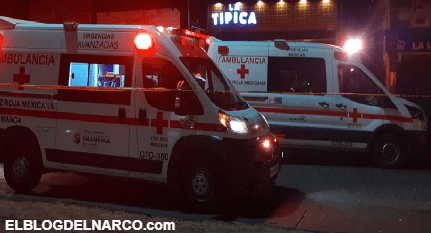 El impactante momento del ataque del CSRL a un bar en Salamanca que dejó 5 muertos