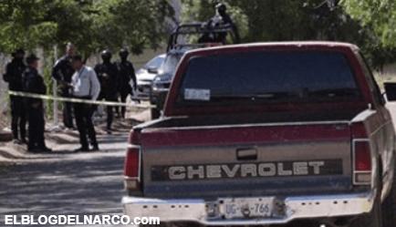 Encuentran cuerpos torturados y tapados con tierra en caja de camioneta