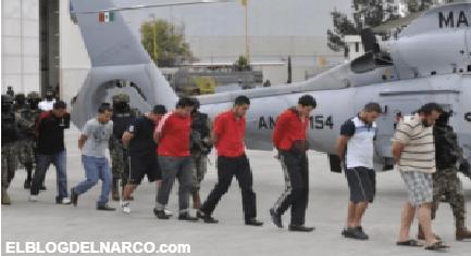 Golpe masivo al CJNG, la DEA anunció el arresto de 600 miembros de la organización criminal