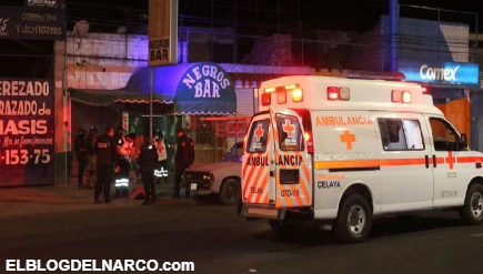 Guanajuato bajo fuego, lo que se sabe de los ataques del narco a bares