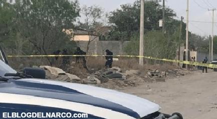 Hallan cadáver de mujer calcinado en Reynosa, Tamaulipas