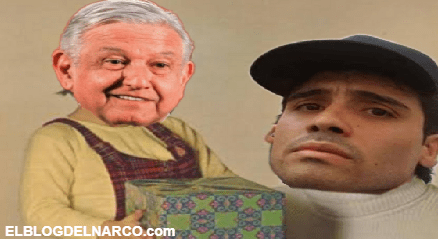 Justamente hoy es el cumpleaños de Ovidio Guzmán, a quien López Obrador liberó...
