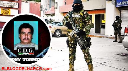 La vida de Ezequiel Cárdenas Guillén 'Tony Tormenta' el capo mas violento del Cartel del Golfo