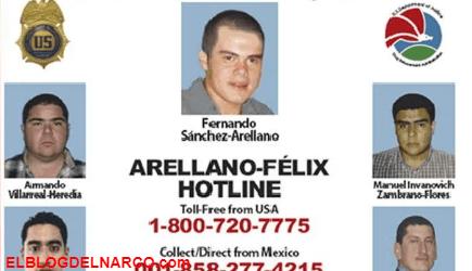 Los Arellano Félix, el cartel que pasó de la cima en el narco al robo de vehículos