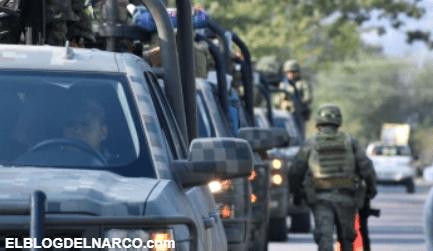 Los desplazados del CJNG y el Cártel de Sinaloa, miles abandonan Guerrero y buscan ayuda de EEUU