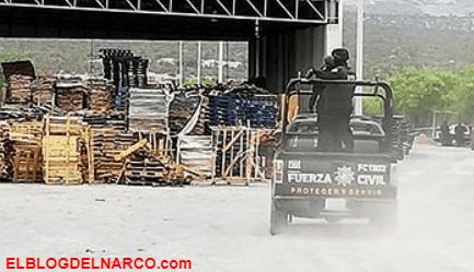 Pistolero ejecuta a dos y luego muere atropellado en Nuevo León