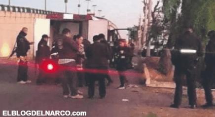 Sicarios del CJNG asesinan a hombre y dejan su cabeza dentro de caja en Edomex