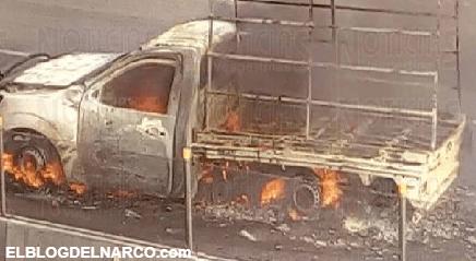 Terror en Guanajuato Narcobloqueos y fuertes enfrentamiento entre policías y sicarios en Cortázar
