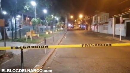 Un herido y tres Sicarios detenidos dejó como saldo enfrentamiento contra Policías en Uruapan; Michoacán