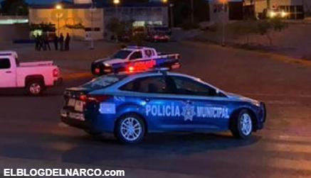 """""""El 32"""" vs """"El Jaguar""""; Encuentran un desmembrado frente a la Policía Municipal de Chihuahua"""