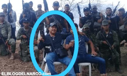 """Abaten a """"El Chacal"""", de la LNFM en Michoacán y a uno de sus escoltas, los demás corrieron..."""