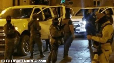 """Cartel de Jalisco """"Ya Zacatecas es nuestro, es del señor Mencho"""", gritan encapuchados"""