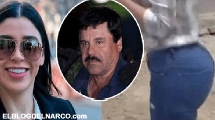 Emma Coronel la esposa de el Chapo Guzmán sube nuevas fotos donde se ve muy sexy