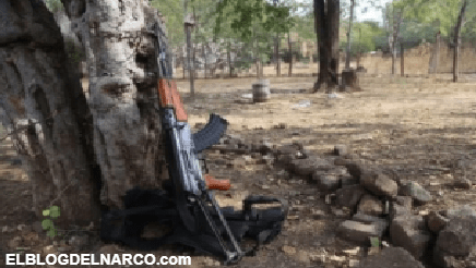 FOTOS Continúa la guerra entre el CJNG y Los Viagras... así ejecutaron a 18 en Aguililla, Michoacán