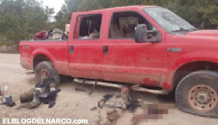 Identifican a 15 de los 35 sicarios muertos en el fuerte enfrentamiento en Madera