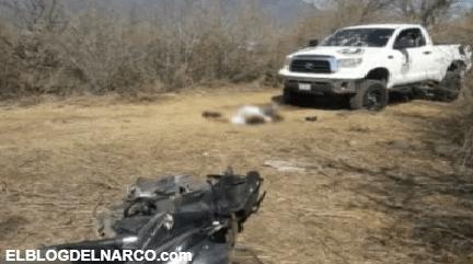 Masacre en la Sierra Tarahumara en territorio de el Cártel La Línea