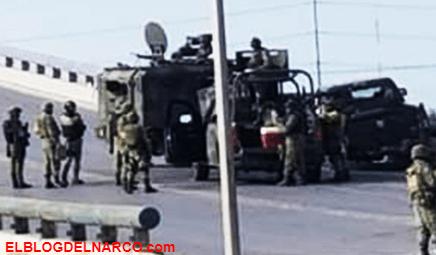 """VÍDEO Abaten a siete sicarios de """"La Tropa del Infierno"""" tras fuerte balacera en Tamaulipas"""
