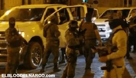 Decomisan trocas del CJNG que aparecieron alardeando llenas de Sicarios en vídeos en Zacatecas