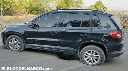 Emboscan a comandante de la policía de Apatzingán, Michoacán