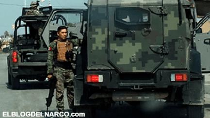 Escapan sicarios del CDG, buscaban ejecutan a funcionario que lideraba convoy policíaco
