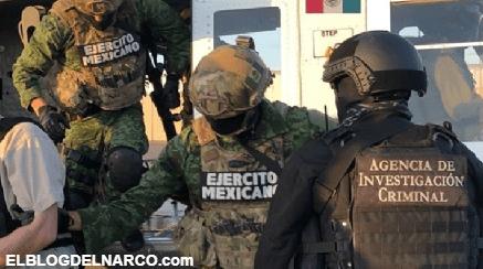 """Extraditan a operador """"El Chapo Guzmán"""" en Ciudad Juárez de el Cártel de Sinaloa"""