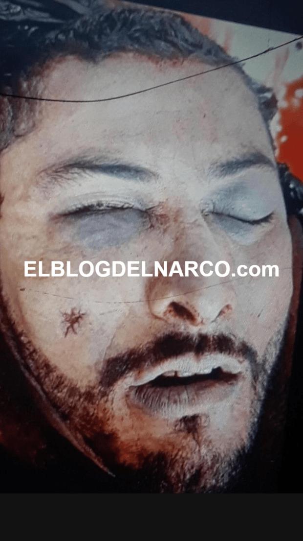 Mas fotos de Jose Rodrigo Aréchiga Gamboa 'El Chino Ántrax' ejecutado 1