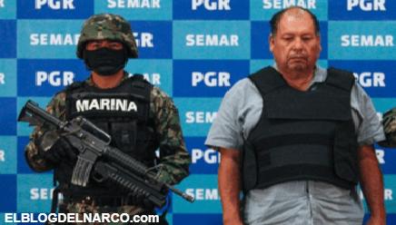 Frenan extradición a EU de Mario Cárdenas Guillén, El M-1 hermano de Osiel Cárdenas Guillén