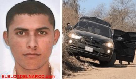 """Mas información, ejecutan a José Rodrigo Aréchiga """"El Chino Ántrax"""", ex sicario del Cártel de Sinaloa"""