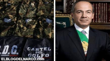 Osiel Cárdenas planeba ejecutar a Felipe Calderón tras enterarse de los tratos con el Cártel de Sinaloa