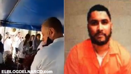 Vídeo del funeral de 'El Chino Ántrax', Así despidieron al jefe de Sicarios del Mayo Zambada