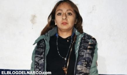 Capturan a a Ruth Jefa de Plaza del Cártel de Jalisco Nueva Generación en Veracruz